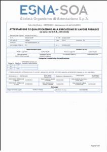 Certificato-SOA